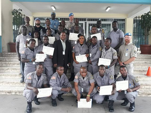15 BCR Officers Trained